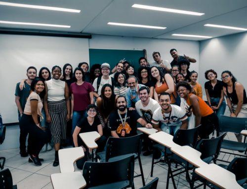 Produção de TV – Mayara de Oliveira