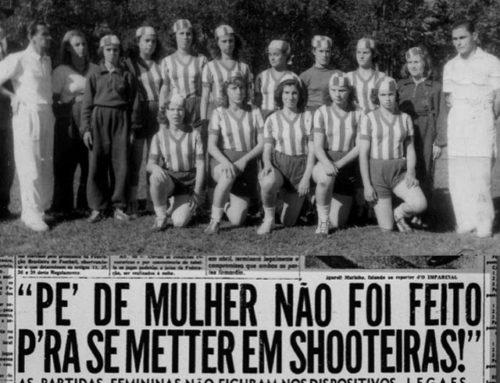 O futebol feminino e seus impactos – Bom de bola, Bom na escola