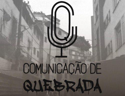 COMUNICAÇÃO DE QUEBRADA – PROJETO DESENVOLVIDO POR GUSTAVO ARRUDA